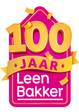 Logo 10 jaar Leen Bakker