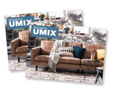 UMIX canapé brochure