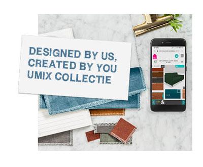 UMIX canapé configurator