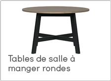 Beau Tables De Salle á Manger Rondes