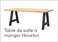 Table de salle á manger Houston