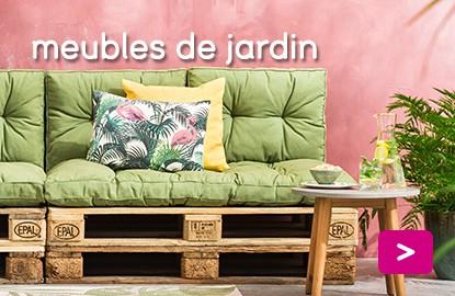 De l\'aménagement de jardin ? Trouvez des salon lounge ici!