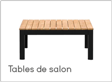 Leen Bakker tables des salon