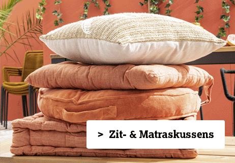 Zit- & Matraskussens