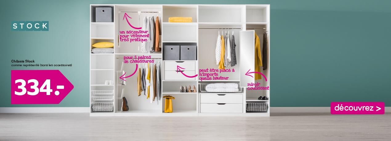 votre armoire idéale