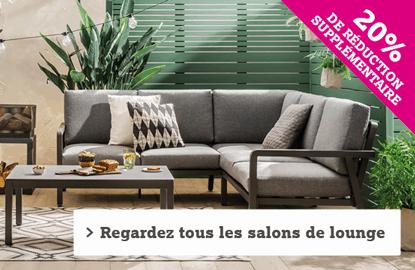 buy popular 2d1b3 8bc2a De l aménagement de jardin   Trouvez des salon lounge ici!