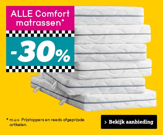 Bekijk comfort matrassen