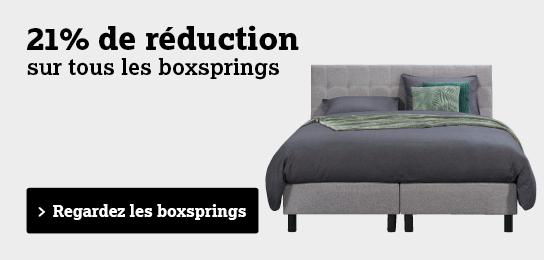 Regardez boxsprings