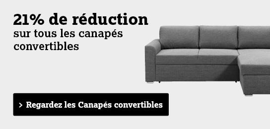 Regardez canapes convertibles