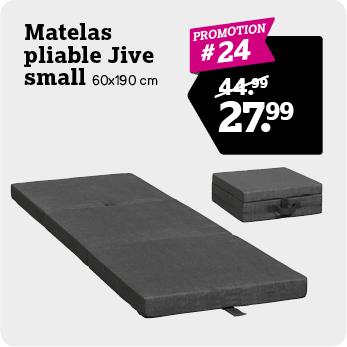 Matelas Jive Small