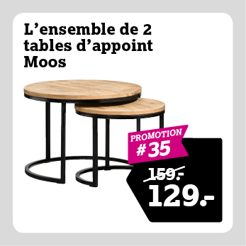 Table d'appoint Moos