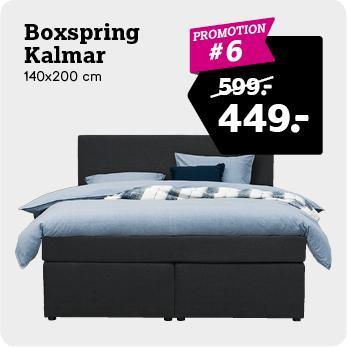 Boxspring Kalmar
