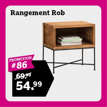 Rangement Rob