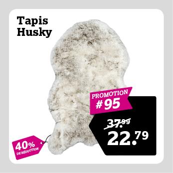 Tapis Husky
