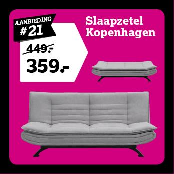 Slaapzetel Kopenhagen