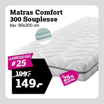 Matras 300 Souplesse