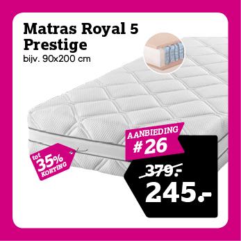 Matras Royal 5 Prestige