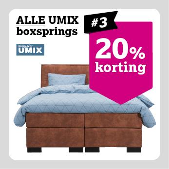 UMIX boxsprings
