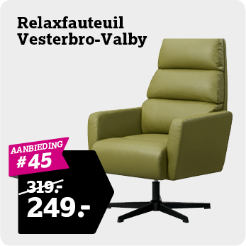 Relaxfauteuil Vasterbro-Valby