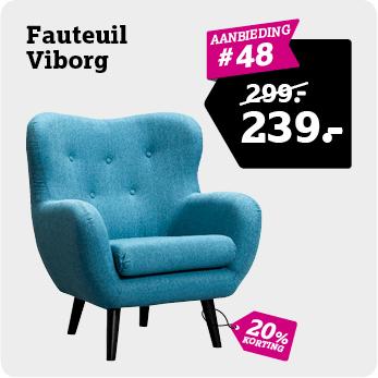 Fauteuil Viborg