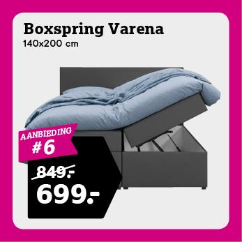 Boxspring Varena