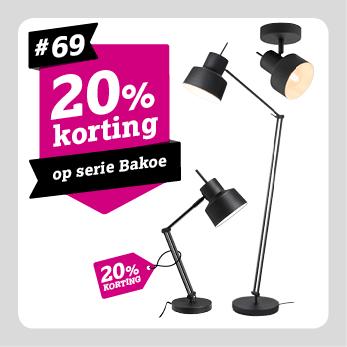 Serie Bakoe