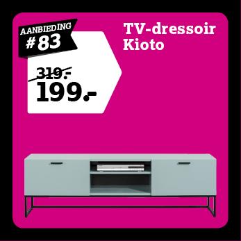 TV-meubel Kioto