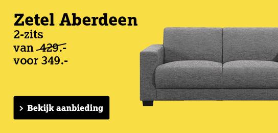 Bekijk zetel Aberdeen