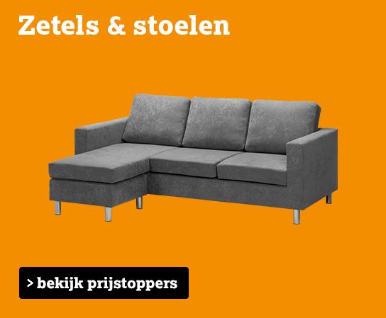 bekijk zetels en stoelen