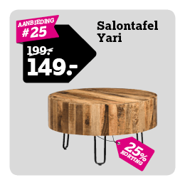 Salontafel Yari