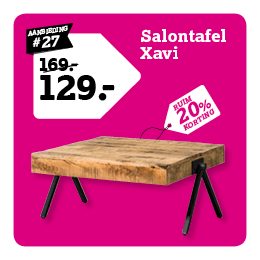Salontafel Xavi