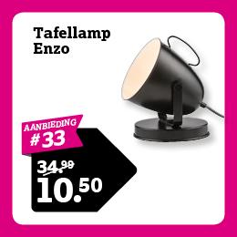 Hanglamp Enzo