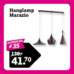 Hanglamp Marazio