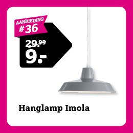 Hanglamp Imola