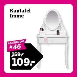 Kaptafel Imme