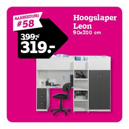 Hoogslaper Leon