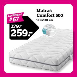 Matras Comfort 500