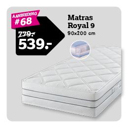 Matras Royal 9