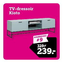 TV dressoir Kioto