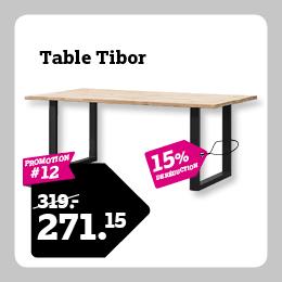 Table Tibor