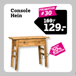 console Hein