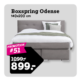 Boxspring Odense