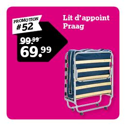 Lit d appoint Praag