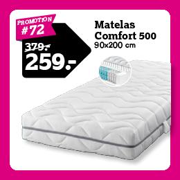 Matelas Comfort 500