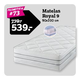 Matelas Royal 9