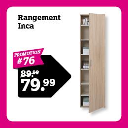 Rangement Inca