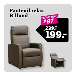 Relaxfauteuil Billund