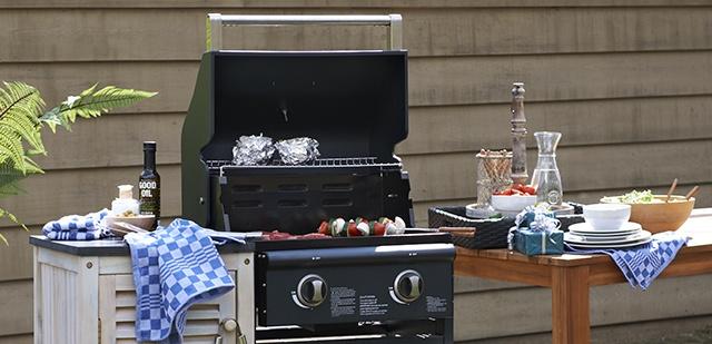 barbecue onderhoud