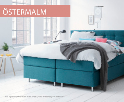 UMIX boxspring Ostermalm
