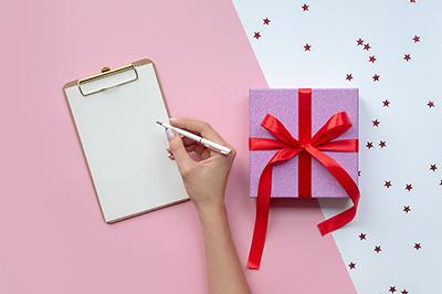 Cadeaus voor verlanglijstje